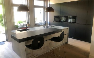 Badkamer en keuken Dordrecht