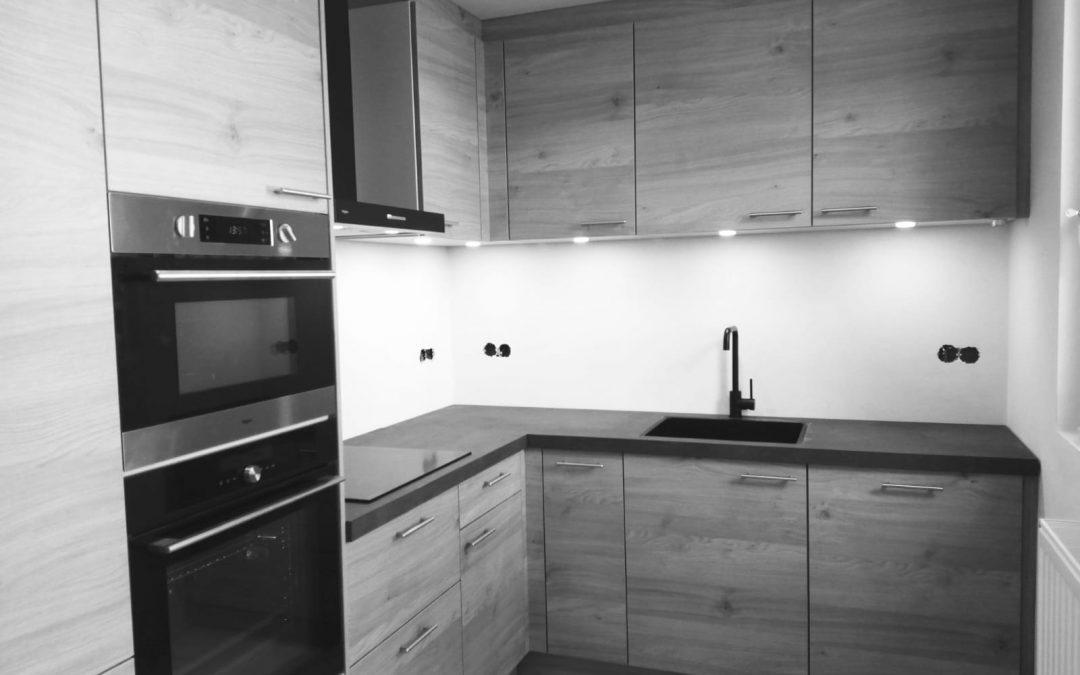 Alvast een kijkje in de (nieuwe) keuken…