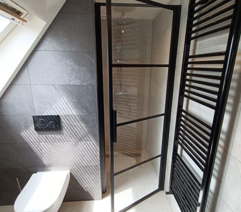 Nieuwe badkamer in Sint-Annaland